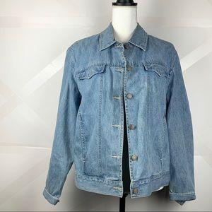 Denim Jacket by Bill Blass